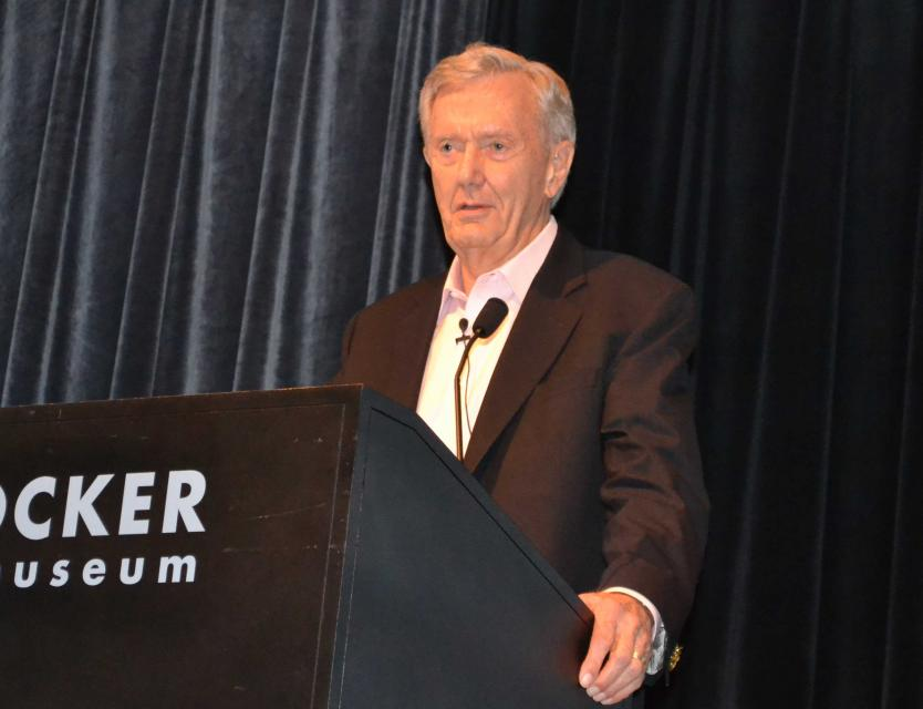 Former Interior Secretary Bruce Babbitt gives the Anne J. Schneider Lecture April 3 at Sacramento's Crocker Art Museum.