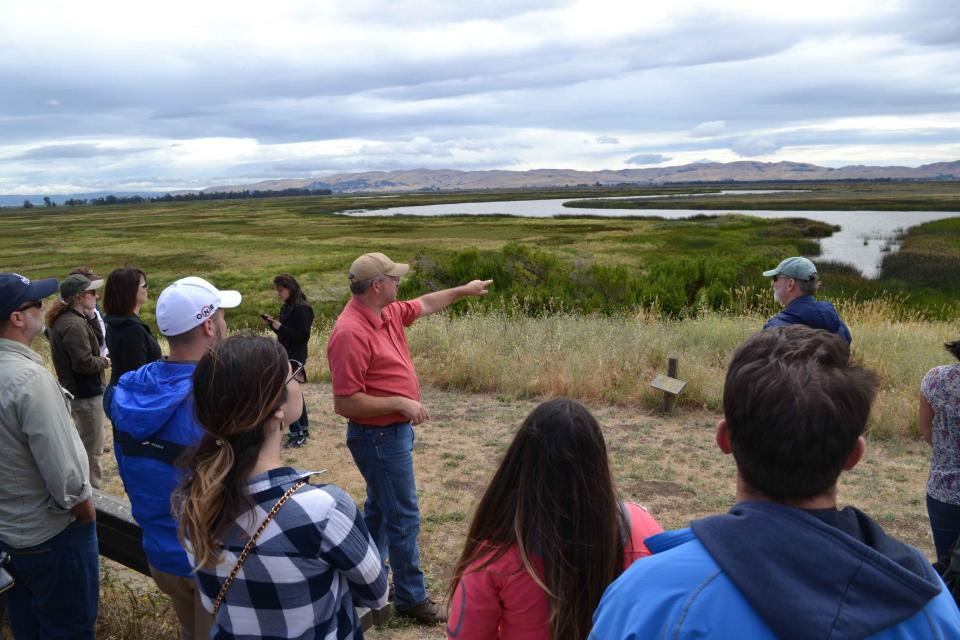 Experts will present at scenic and historic locations throughout the Bay- Delta estuary system.